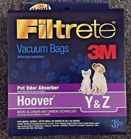 Hoover WindTunnel Type Y WindTunnel Vacuum Bags 3 Pack