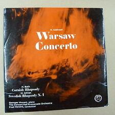 LP ADDINSELL Warsaw concerto BATH Cornish Rhapsody ALFVEN Swedish Rhapsody 1
