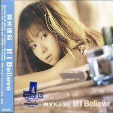 MAI KURAKI - IF I BELIEVE NEW CD