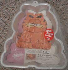 Vintage Garfield Cake Pan, Wilton, 1978, MINT!