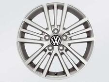"GENUINE VW GOLF MK6 JETTA SINGLE 17"" ONYX ACCESSORY ALLOY WHEEL - 5K0 071 497"