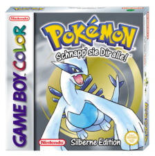 Pokémon: Silberne Edition (Nintendo Game Boy Color, 2001)