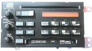 Delco (GM) 94/96 Corvette Bose AM/FM/CD/CASS 16208171