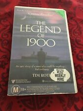 THE LEGEND OF 1900 -  TIM ROTH - VHS VIDEO