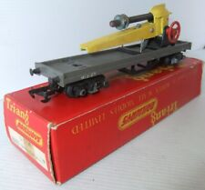 TRI-ANG HORNBY RAILWAYS R216 Rocket Launching Wagon (Boxed)