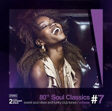80's Soul Classics vol. 7  - 2-cd   (Sweet soul vibes and funky club tunes)