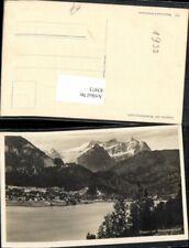 83973,Lungern mit Wetterhorngruppe Kt Oberwalden