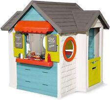 Casetta Chef House Hamburgeria Smoby - X16258 GIODICART