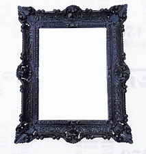 Baroque Picture Frame Black 56x46 Photo Frame Photo 30x40 Baroque Frame Picture