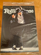 Rolling Stone Michael Jackson Special Commemorative Issue Magazine SEALED NEW