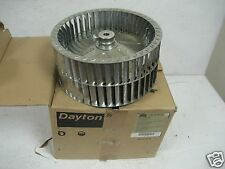 "DAYTON BLOWER WHEEL P/N 2UTU3  1/2"" BORE  SIZE 9-7/16"" X  4-13/32""  WEIGHT: 4LBS"