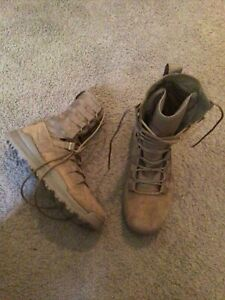 """Nike SFB Field 2 8"""" Men's Tactical Boots - Brown, US 10"""