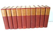 The Works Of Robert Louis Stevenson, Ten Volume Set, The Jefferson Press, 1910s?