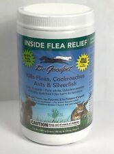 Dr. Goodpet Flea Relief Natural Borate Crystals Cockroaches Ants Silverfish Pest