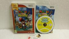 Jeu Vidéo Mario Power Tennis Complet VF Wii U Nintendo Selects Sport délire