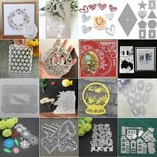 Metal Cutting Dies Die Cut Stencil Embossing DIY Scrapbooking Album Paper Craft