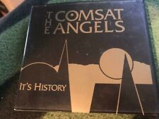 """The Comsat Angels """"It's History"""" 4 cd set NANO-713 LIMITED EDITION"""