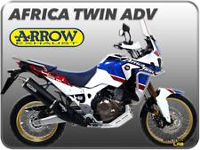 ARROW TERMINALE SCARICO MAXI ALLUMINIO NERO HONDA CRF 1000 AFRICA TWIN 2016-2017
