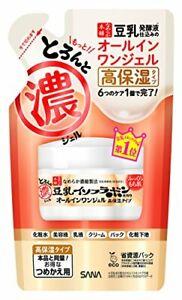 SANA NAMERAKA HONPO Soymilk Isoflavone all-in-one gel moist refill 100g