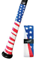 VULCAN ADVANCED POLYMER BAT GRIPS - STANDARD 1.75 MM - OLD GLORY
