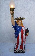 Amerikanische Freiheitsstatue Dekofigur Statue Liberty New Groß USA Figur 6884 F