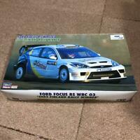 Hasegawa Ford Focus RS WRC 03 Finland Rally Winner' 1/24 Model Kit #14474