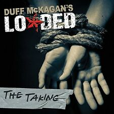 Duff McKagan's Loaded The Taking CD NEW SEALED 2011 Guns 'N Roses