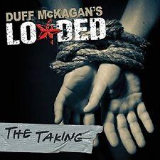 Duff McKagan's Loaded The Taking CD NEW SEALED 2011 Guns 'N Roses