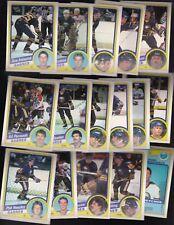 1984 OPC Team SET lot of 16 Buffalo SABRES NM/MT o-pee-chee ANDREYCHUK (R) Gil