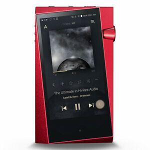 Astell & Kern SR25 Portable Music Player with Quad-Core CPU and Dual DAC