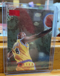 1996-97  SkyBox Rubies Kobe Bryant Rookie Sharp  #55