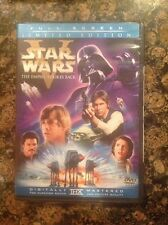 The Empire Strikes Back (DVD, 2006, 2-Disc Set, Limited Edition Pan  Scan)NEW