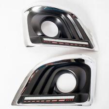 LED Daytime Running Light Fit Toyota Hiace Commuter LWB 2012 FITT