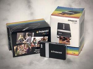 Polaroid CZA-10011B PoGo Instant Mobile Thermal Printer - Black