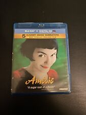 Amelie Blu-ray Audrey Tautou 2001 Rare O 00006000 Op! Authentic Us Brand New