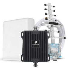 2G 3G GSM Mobile Cell Phone Signal Booster Rogers Kit 850/1900MHz Data Vocice