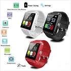 Bluetooth Smart Wrist Watch Phone Mate For IOS Android iPhone Samsung HTC LG HTC