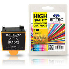 JET TEC HIGH QUALITY REMANUFACTURED KODAK 10C COLOUR INK CARTRIDGE (3947066)