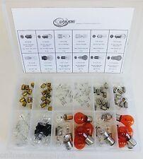 FORD TRUCK Lightbulb Kit Parking Glove Box Dashboard Instrument Panel Lamps NOS