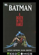 BATMAN A DEATH IN THE FAMILY GRAPHIC NOVEL Collects Batman #426-429 and #440-442
