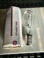 (1) New GE Lucalox LU100 High Pressure Sodium 100 Watt Mogul Base S54 LIght Bulb