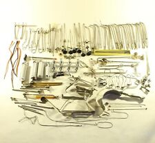 HUGE LOT OF SURGICAL MEDICAL TOOLS INSTRUMENTS SEE IMAGES