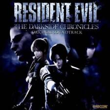 RESIDENT EVIL: THE DARKSIDE CHRONICLES [ORIGINAL VIDEO GAME SOUNDTRACK] NEW CD