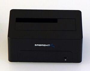 Sabrent DS-UTC1 External SATA Hard Drive Docking Station USB 3.1