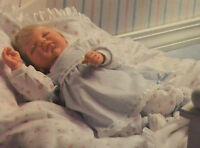 "Lee Middleton 19"" Newborn Sound Asleep Nite Nite Time Doll #425 out 600 #1392"