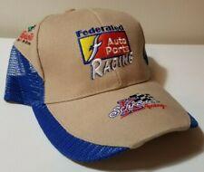 Federated Auto Parts Racing Ken K Schrader Racing Cap Hat Strap Back (new)