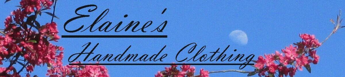 Elaine's Handmade Clothing