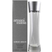 Giorgio Armani Mania Eau de Toilette Spray Herrenduft 100 ml 3.4 fl.oz NEU/OVP