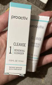 Proactiv skincare Renewing cleanser sample 10ml