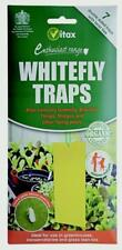 New Vitax Sticky Plant Insect Traps Kills Flies Greenfly Whitefly Pk 7